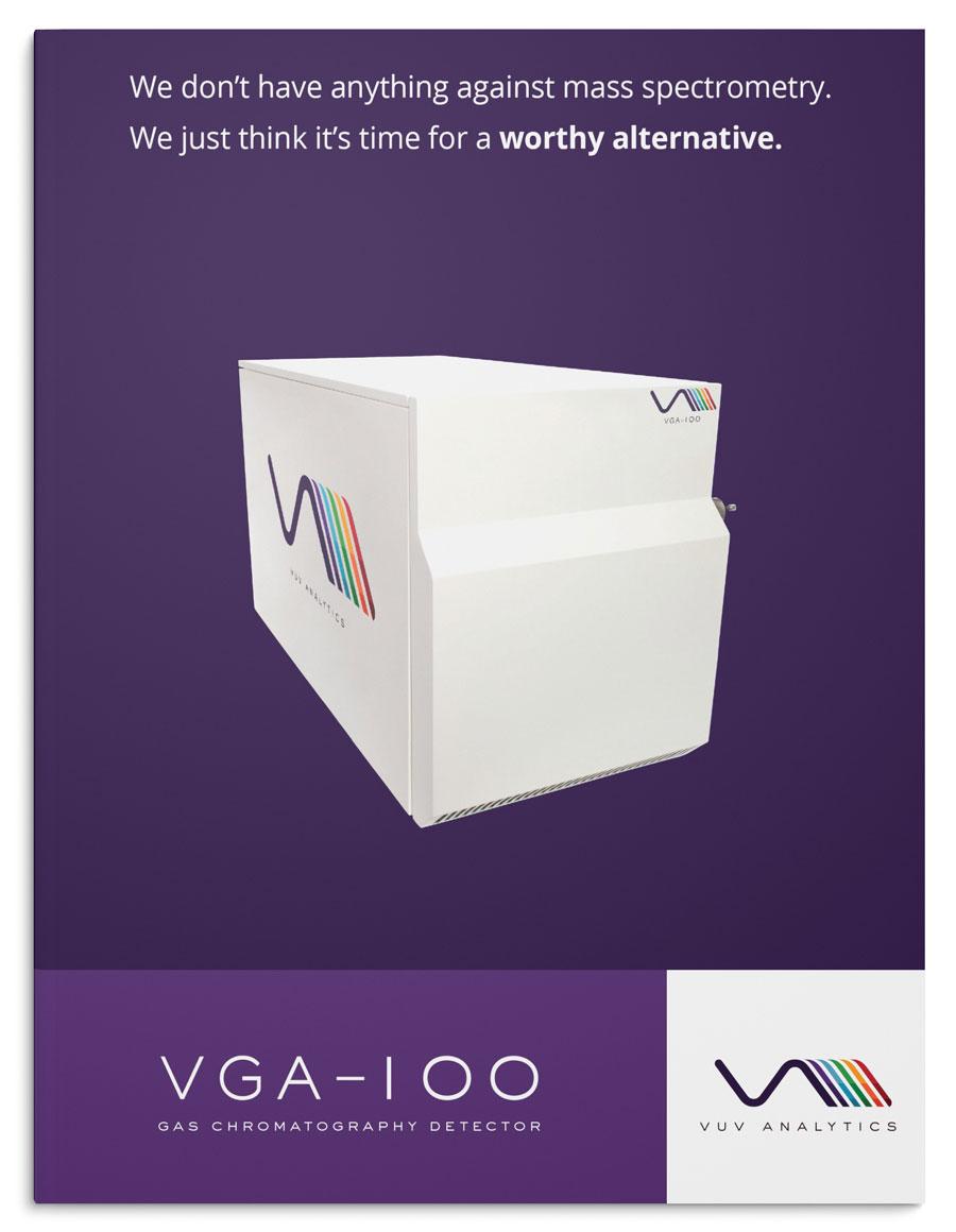 vga-100 brochure cover