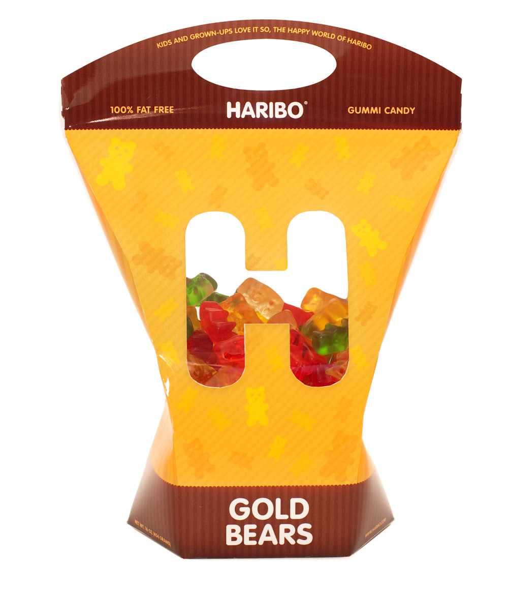 gold bears carrier
