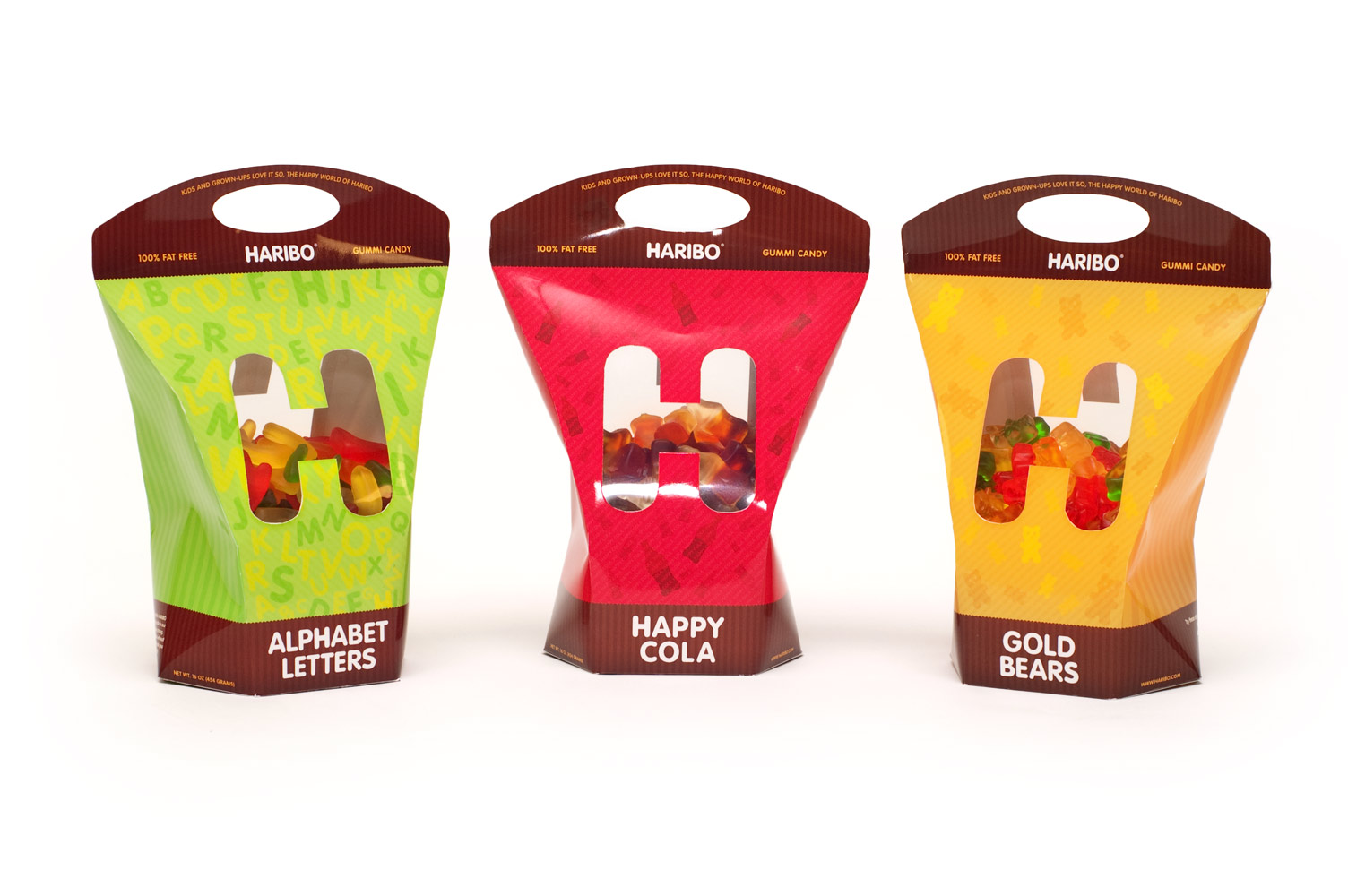 haribo carriers